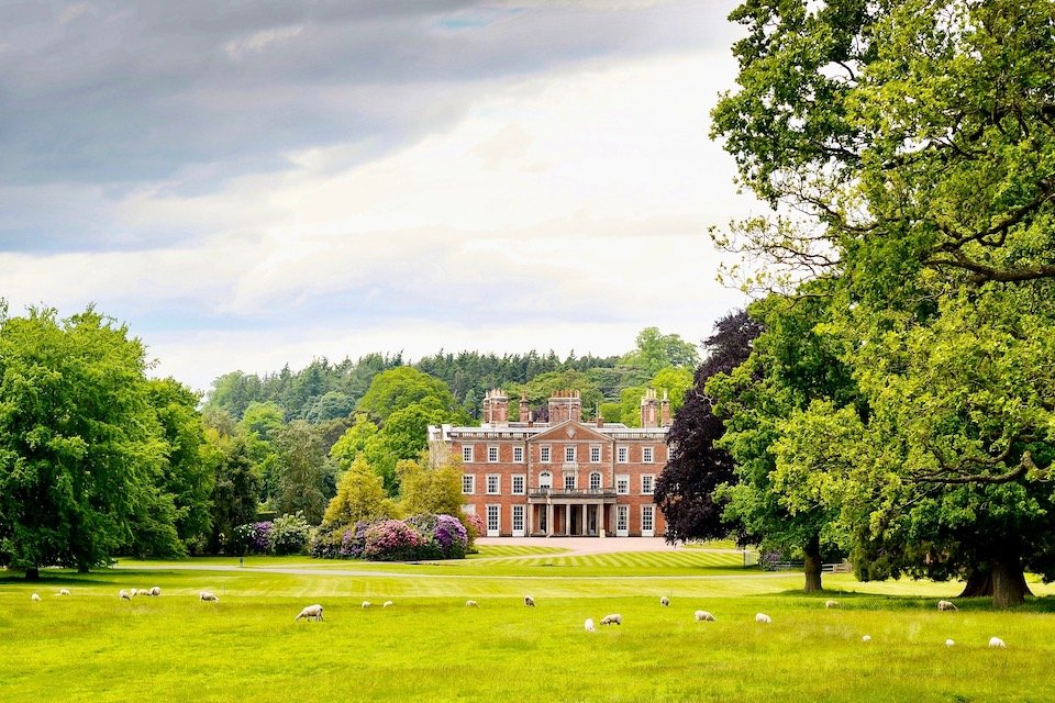 Weston Park, Shropshire – (Stately) home away from home